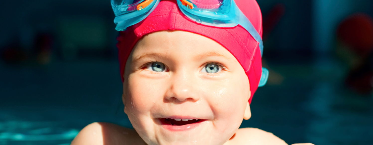 Baby swimming classes at home Nice Monaco