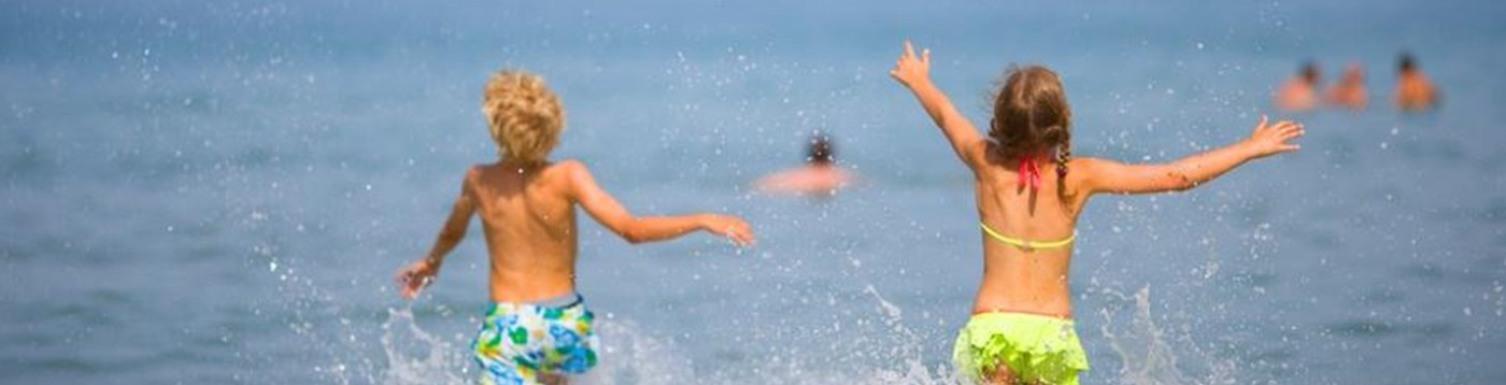 Cours de natation en mer pour enfant à Nice Monaco